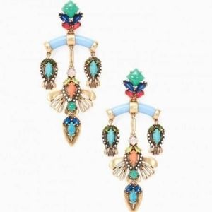 Stella & Dot Cecily Versatile Earrings
